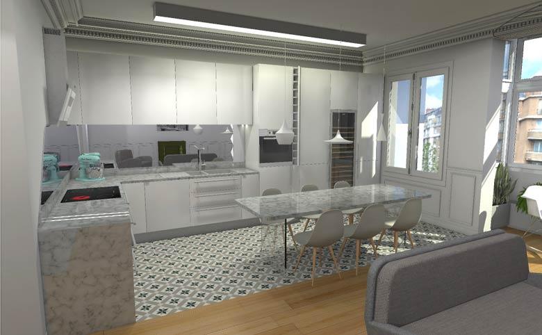 Architecte d int rieur bruxelles travaux de r novation for Decorateur interieur bruxelles