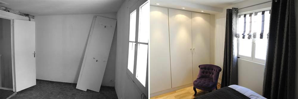 Rénovation d'un duplex [custom:ville]