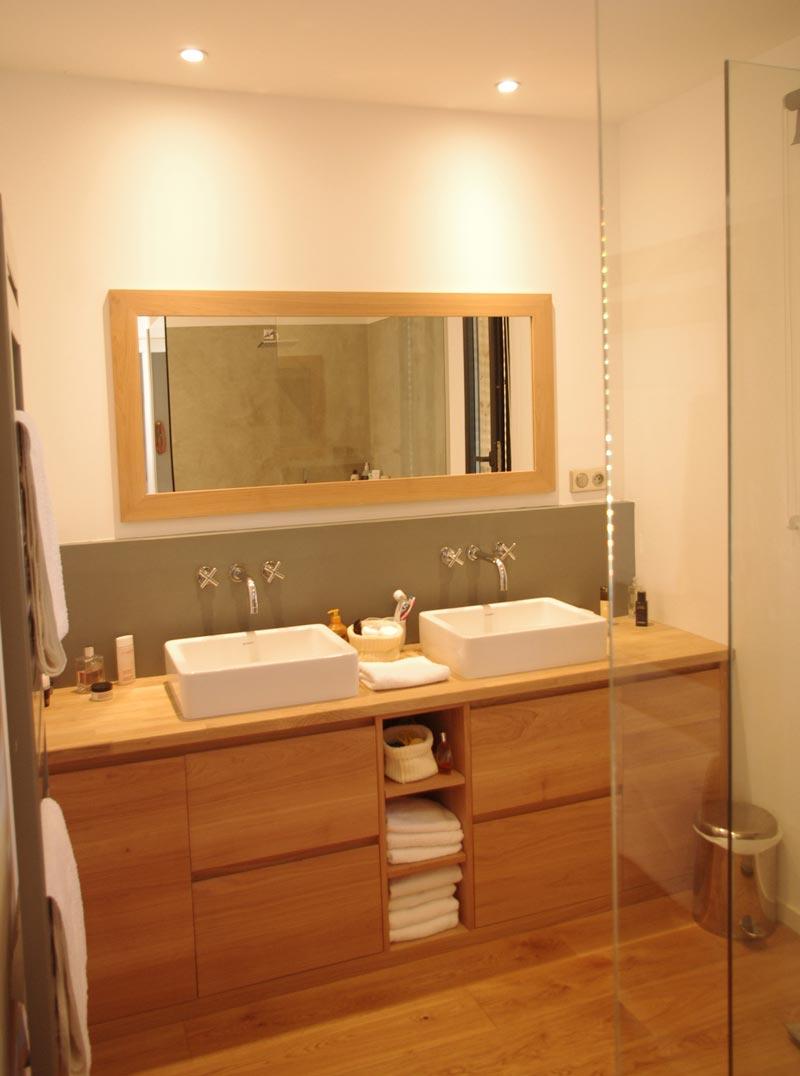 Salle de bain de la maison