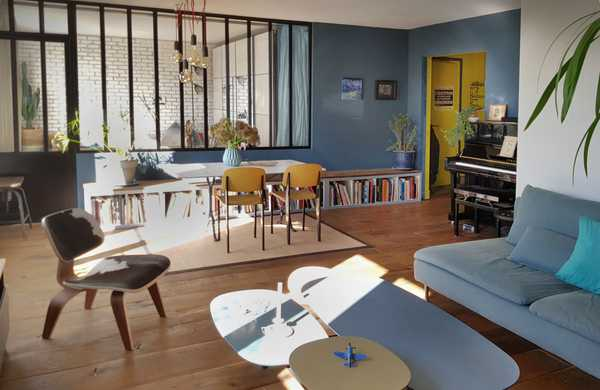 1960s apartment makeover